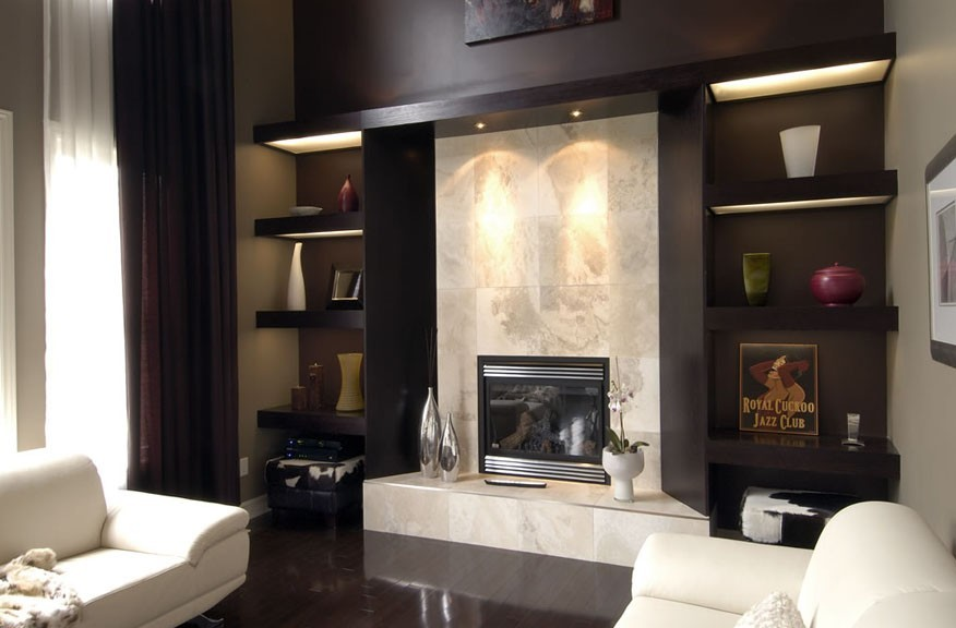 Fireplace Floor Plans by Phoenix Homes