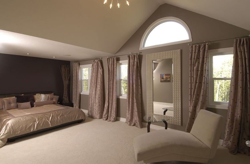 Cheasapeake bedroom area by Phoenix Homes