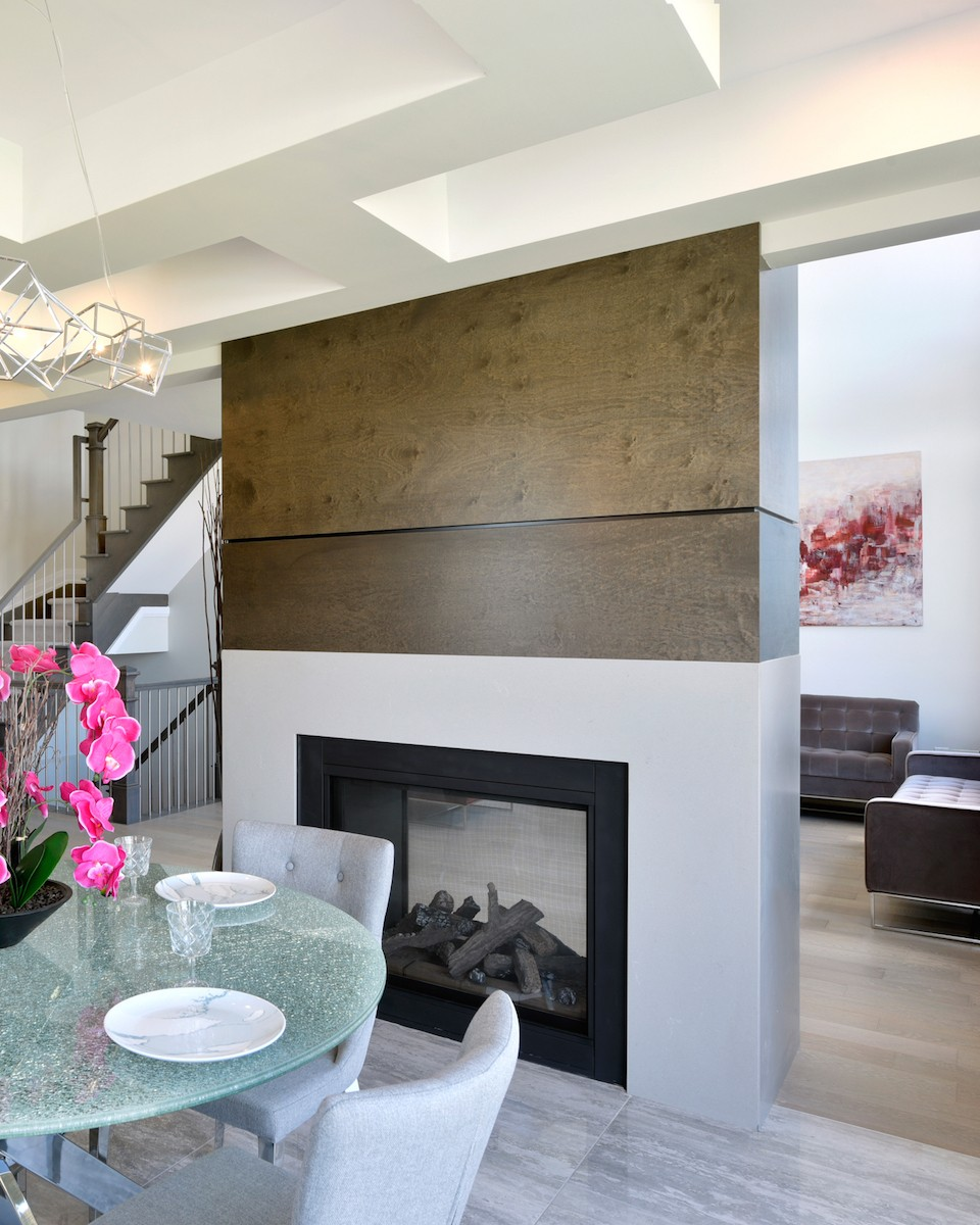 Fireplace Rutherford by Phoenix Homes