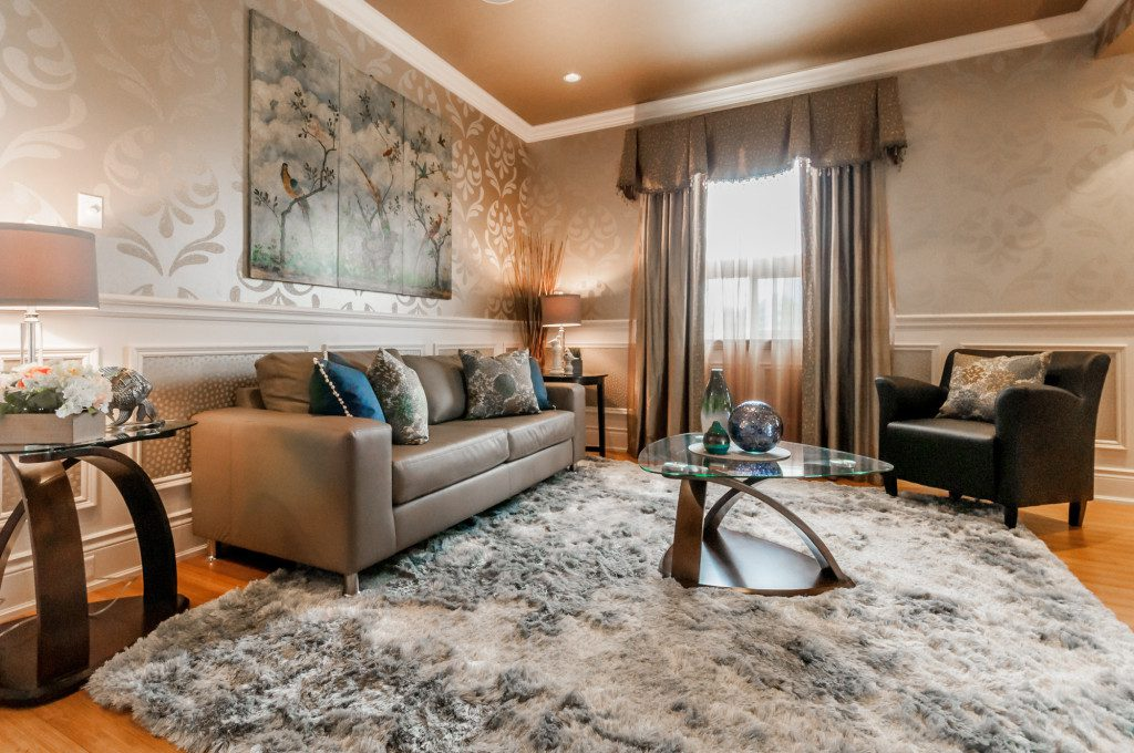 Living Room Plans by Phoenix Homes
