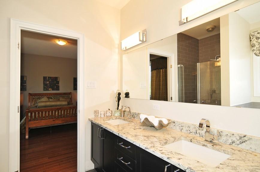 Cartestian Bathroom and Dining Area