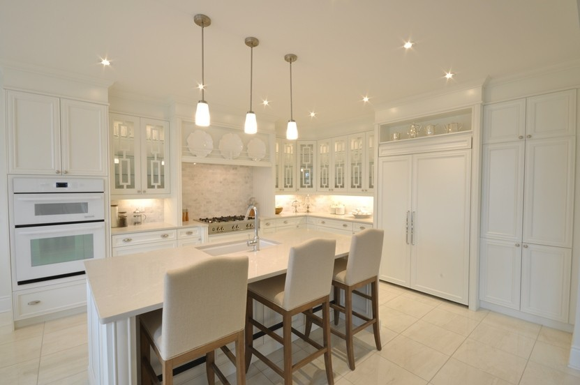 Dining Room and Solarium by Phoenix Homes