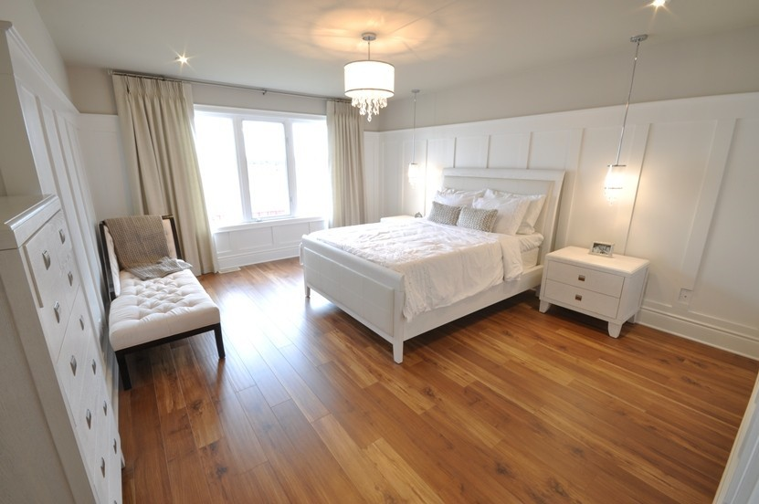 Fairmount Bunglow Second Bedroom