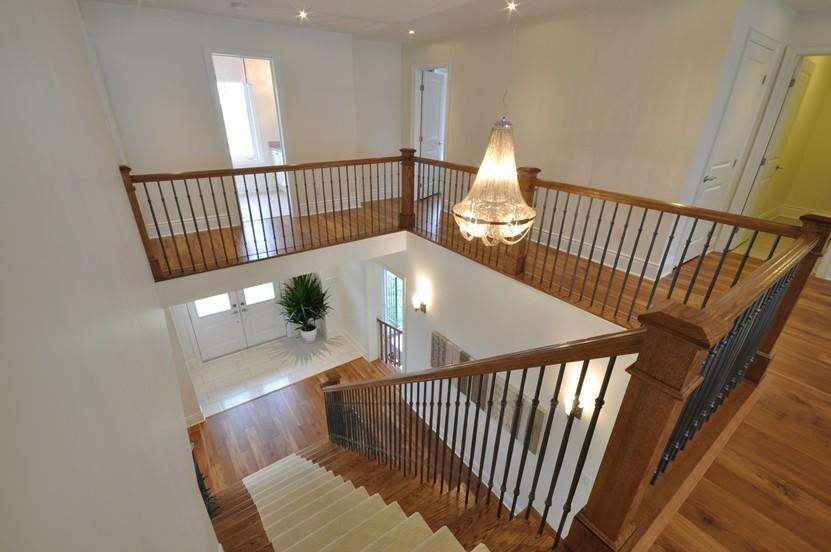 Fairmount Bunglow Stunning Staircase