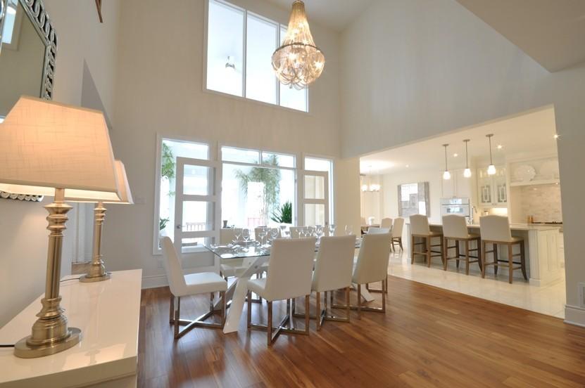 Fairmount Gorgeous Dining Room
