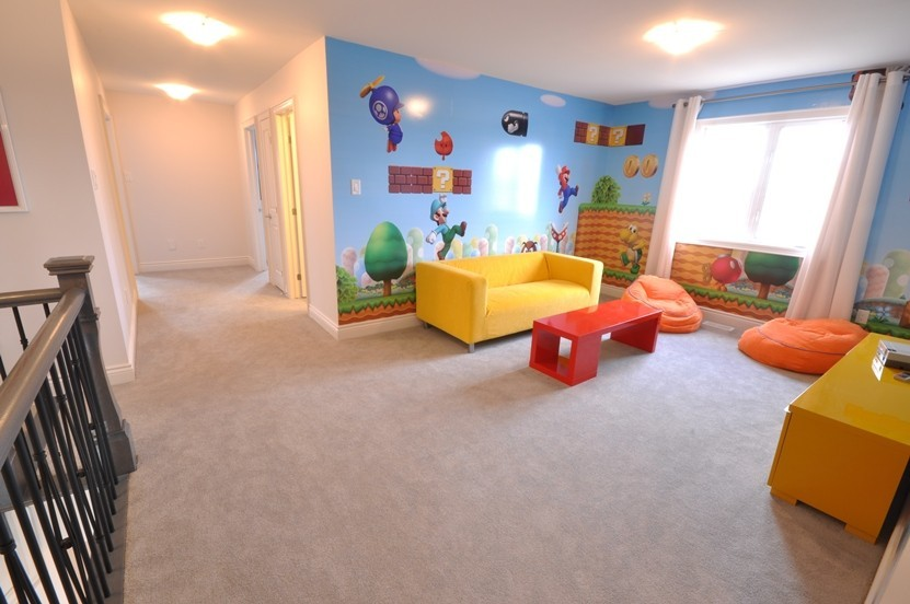 Winchester kids room area by Phoenix Homes