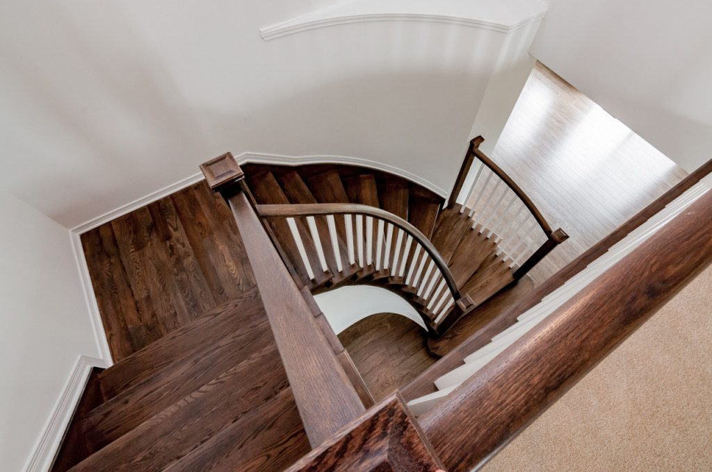 Winchester Main Stair Landing