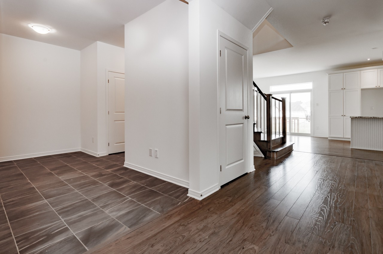 Winchester mudroom area by Phoenix Homes