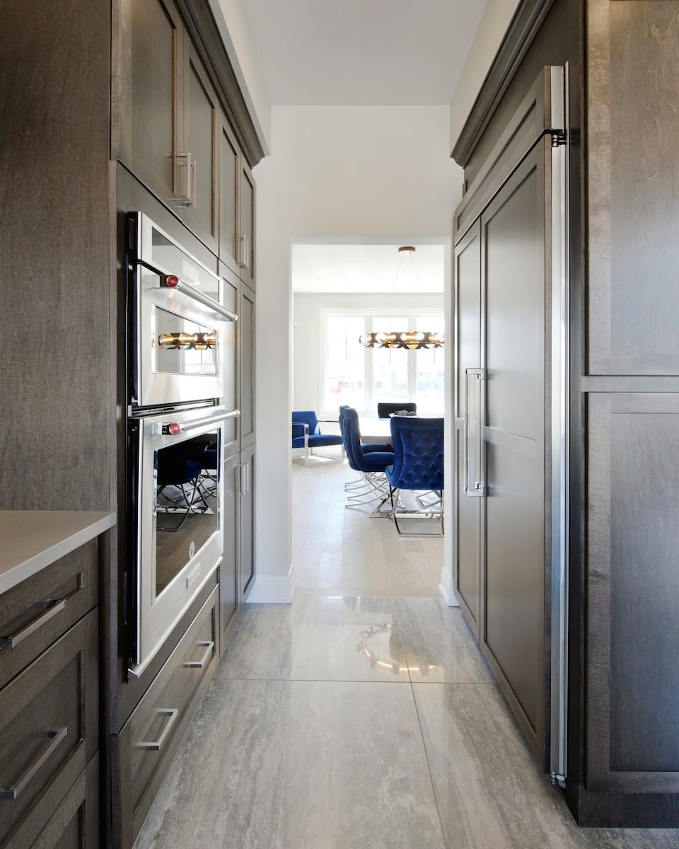 Phoenix Homes Model Kitchen
