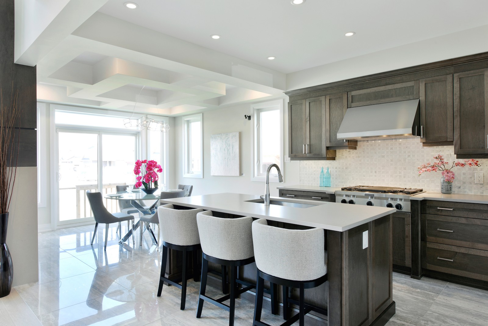 Rutherford Kitchenby Phoenix Homes