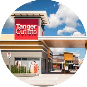 tanger outlets circle