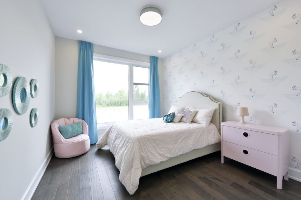 young girls room design