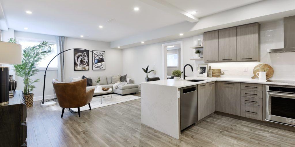 wood flooring living design