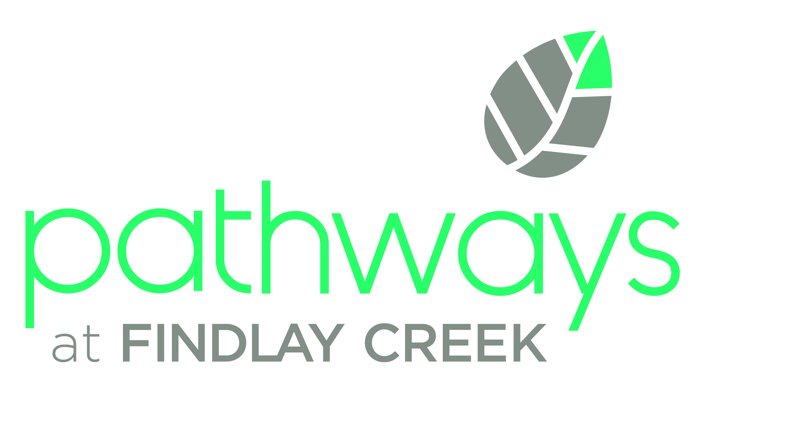 Pathways at Findlay Creek