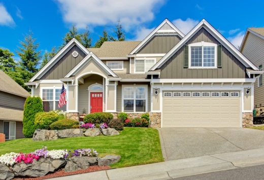 Image of home with great curb appeal