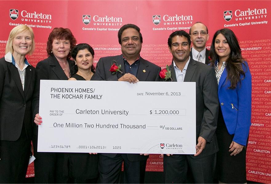 carleton university check